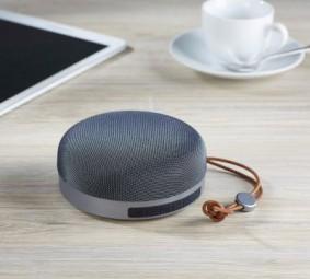 Round Bluetooth Speaker Kiedrich