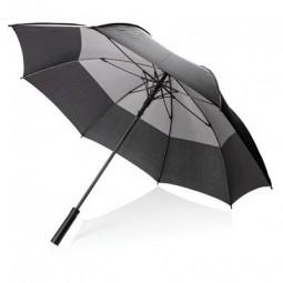 27Zoll Duo Color Storm-Proof Schirm mit automatischer Öffnung Rutesheim