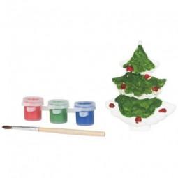 Malen Sie einen Weihnachtsbaum Wasserburg