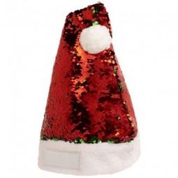 Sequins Weihnachtsmütze Weißwasser