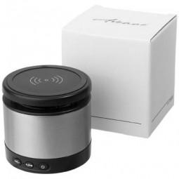 Jones metal Bluetooth®-Lautsprecher mit kabellosem Lade-Pad Eschborn