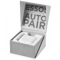 Essos True Wireless Auto-Pair-Ohrhörer mit Etui Eschborn