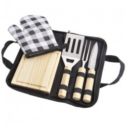 West 5 teiliges BBQ Set Eschborn