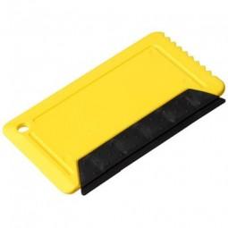 Freeze Eiskratzer in Kreditkartengröße mit Gummi Eschborn