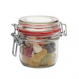 Weckgläschen 125 ml gefüllt mit Bonbons Kategorie BASIS Werbeartikel Merseburg