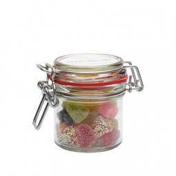Weckglas 255 ml gefüllt mit Bonbons Kategorie BASIS Werbeartikel Hemer