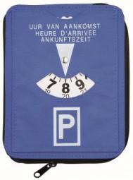 CreativDesign Parkscheibe Time&Pocket blau Fladungen