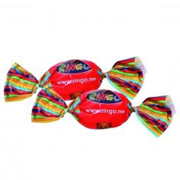 Bonbon im Werbewickel