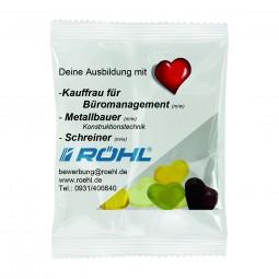 HARIBO Mini Saft-Herzen Werbetüte