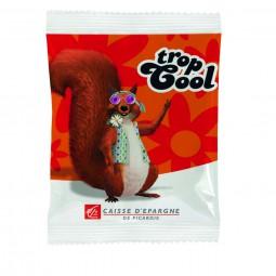 Gummibärchen zuckerfrei Werbetüte