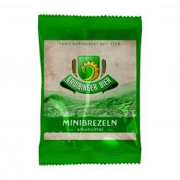 Mini Salzbrezeln Werbetüte