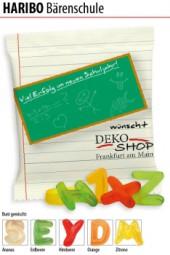 Haribo Bärenschule Werbeartikel