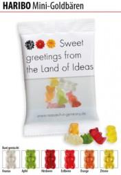 Haribo Mini Goldbären Werbeartikel